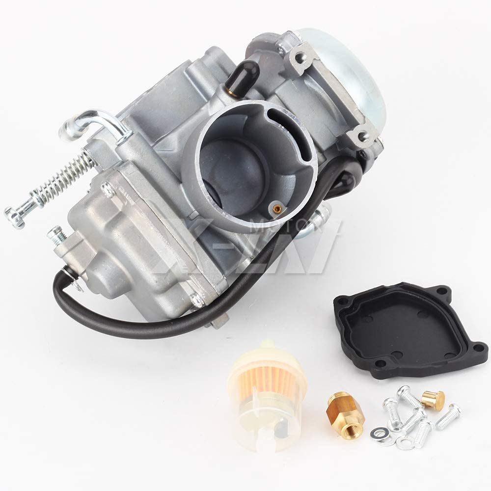 400 HO 2X4 HD 2013-2014 Motorcycle Carburetor Carburador KYN for Polaris ATV Hawkeye 300 2X4 2006-2011 300 4X4 2006-2007 400 HO 2X4 2012-2013
