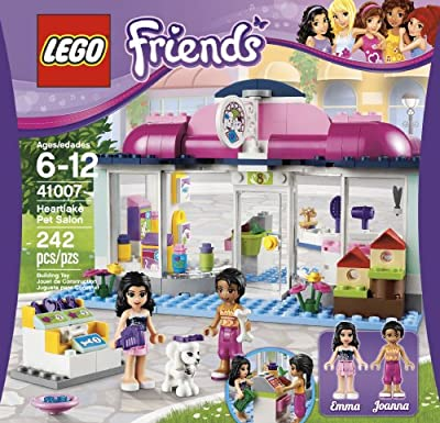 LEGO Friends Heartlake Pet Salon 41007