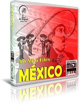 Mexico - Pendrive USB OTG para Teclados Midi, PC, Móvil, Tablet, Módulo