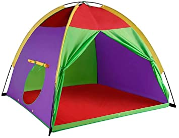 reputable site fcf8e 48a0d Alvantor Kids Tents Indoor Children Play Tents For Toddler Tents For Kids  Pop Up Tent Boys Girls Toys Indoor Outdoor Play Houses 8017 Giant Party ...
