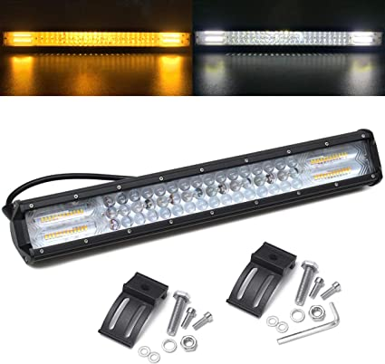 "2PC REE 7/""Inch 240W LED Work Light Bar Car Spot Flood Combo Beam SUV 4WD White"