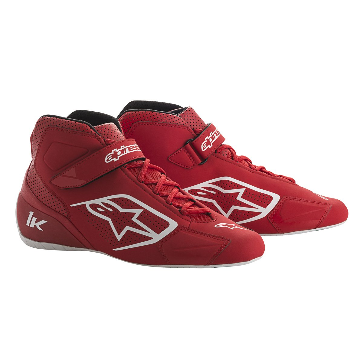 Black//Fuchsia Size 3.5 Alpinestars 2712018-1039-3.5 Tech 1-K Shoes