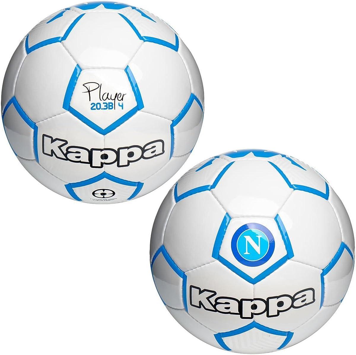 Kappa PLAYER 20.3B NAPOLI WHITE-AZURE: Amazon.es: Ropa y accesorios