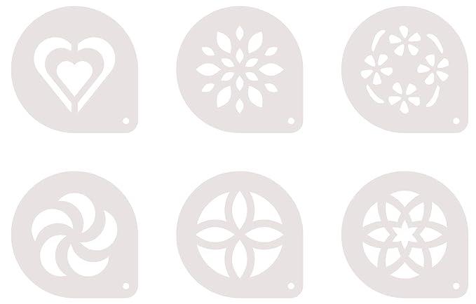 8 opinioni per Tescoma Mydrink Mascherine per cappuccino 6 pezzi