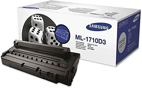 Amazon.com: Cartucho de tóner Samsung ML-1710D3 tóner y ...