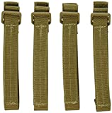 Maxpedition 5-Inch TacTile - Pack Of 4 (Khaki)