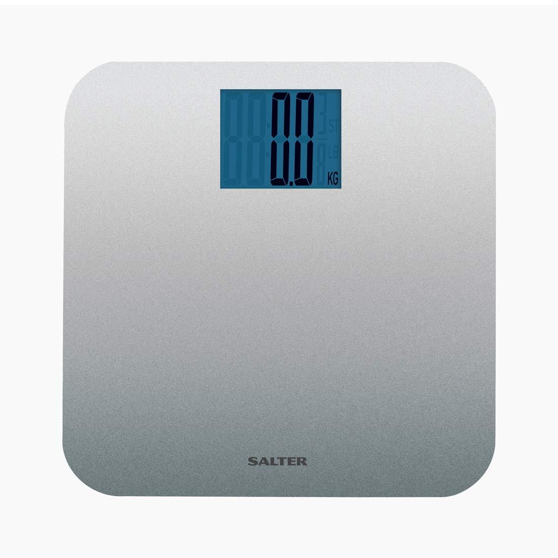Salter Max - Báscula de baño analizadora, 250 kg, color blanco ...