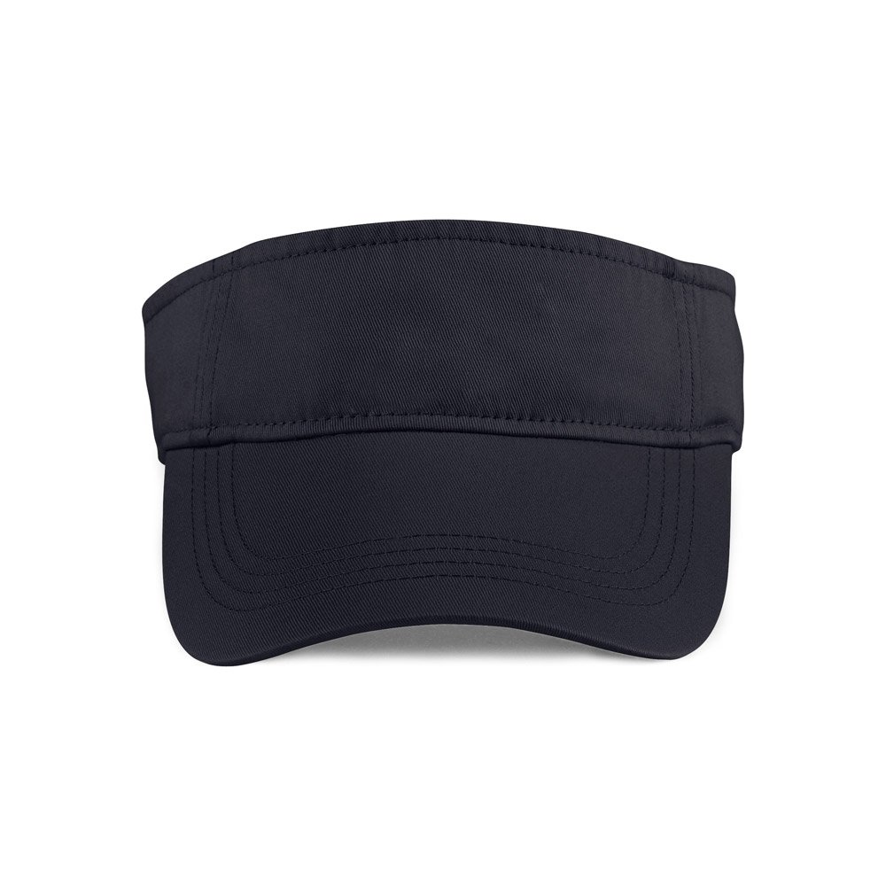Anvil Low-Profile Twill Visor Sports Cap 100% Cotton