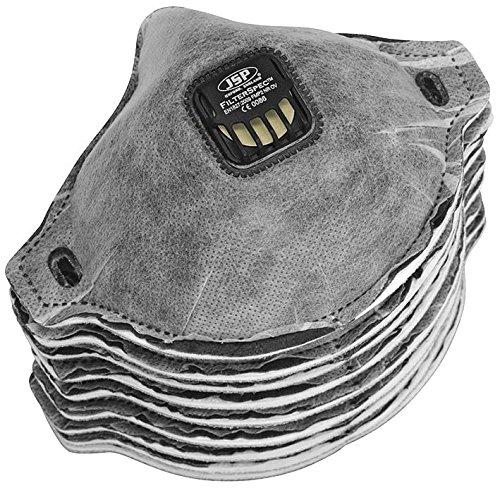 JSP asg04b - 101-100 filtros olor con válvula FMB2 [tamaño del paquete: 10] (certificado personificación)