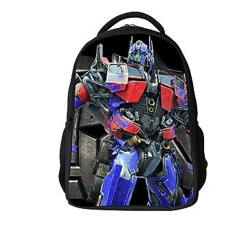 HLH Bolsos Escolares para niños Transformers 4 Grados 3-9 Mochilas para niños de Primaria