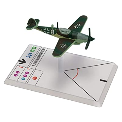 Wings of Glory WW2:Messerschmitt Bf109 K-4 (9./JG3): Toys & Games