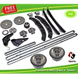 Timing Chain Kit Fit HYUNDAI Sonata Santa Fe Azera 3.3L 3.5L,KIA Sorento