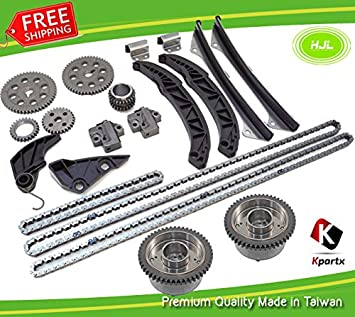 Amazon com: Timing Chain Kit Fit HYUNDAI Sonata Santa Fe Azera 3 3L