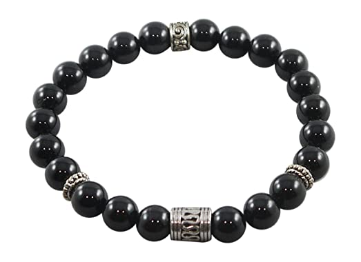 Image result for black tourmaline bracelet