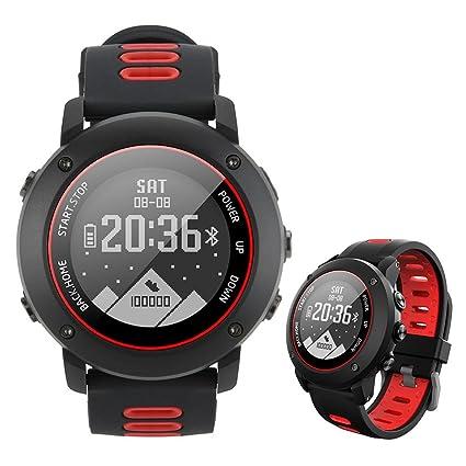 Reloj inteligente,Smart Watch,Reloj deportivo con altímetro/barómetro /termómetro/Bluetooth