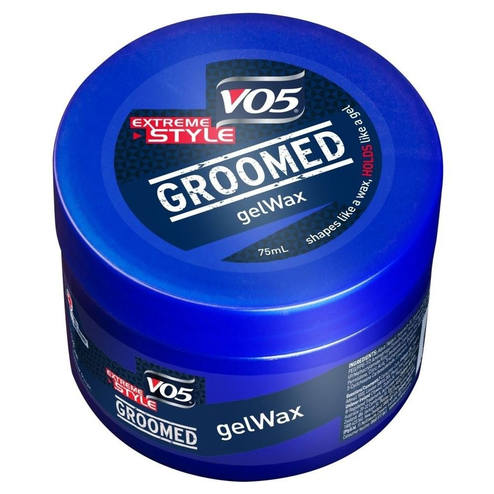 VO5 Extreme Style Gel Wax (75ml) - Pack of 6 by VO5