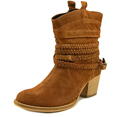 c39628e83b3 Dingo Women's Copper Twisted Sister Slouch Boot Round Toe - Di 677
