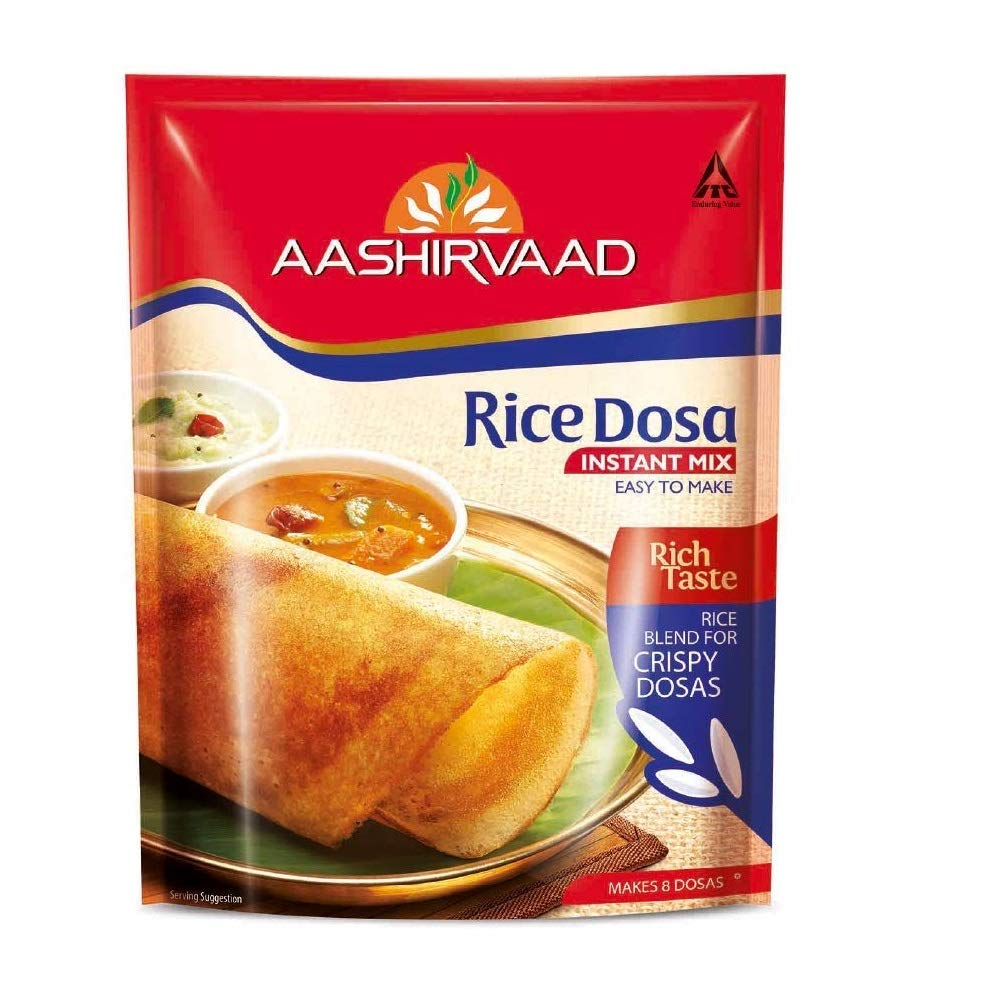 Aashirvaad Mix, Rice Dosa, 200g Pouch (B01GCEV2A4) Amazon Price History, Amazon Price Tracker