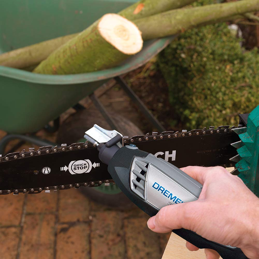 Dremel Kit utensile da giardino per affilatura 679-02