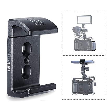 Linghuang ULANZI - Soporte de batería Externa para cámara réflex ...