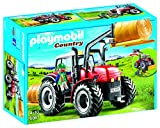 Playmobil 6867 Country Large Tractor with Interchangeable Attachments