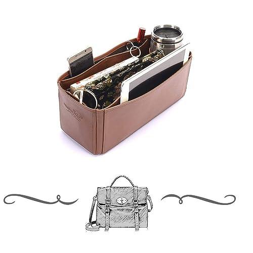 8b94c71e1434 Amazon.com  Alexa Oversized Deluxe Leather Handbag Organizer ...