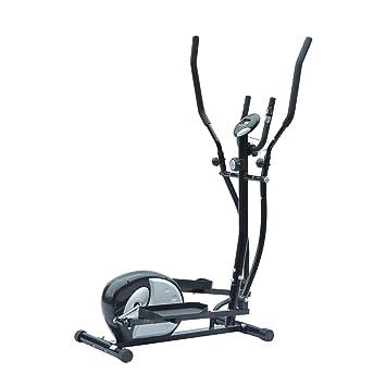 Bicicleta elíptica ergonómico resistencia magnética pulsomètre contador Digital gris y negro Neuf 98
