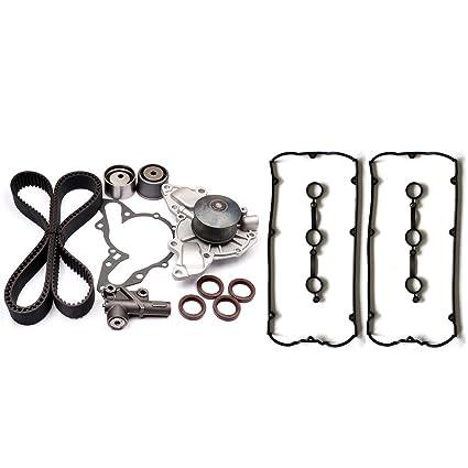 Amazon com: ECCPP Timing Belt Water Pump Kit Head Gasket