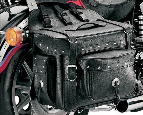 All American Rider XXXL Box-Style Detachable Saddlebag 9902RVT