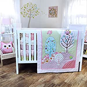 Amazon.com : Lolli Living Poppy Seed Set : Nursery Bedding