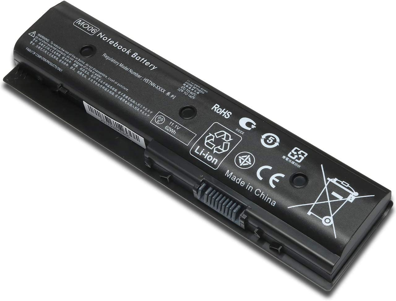 MO06 MO09 671731-001 Laptop Battery for HP Pavilion DV4-5000 DV6-7000 DV7-7000 DV7T-7000 671567-421 671567-831 672412-001 HSTNN-LB3P HSTNN-LB3N HSTNN-YB3N HP Envy M6-1045DX M6-1035DX M6-1125DX