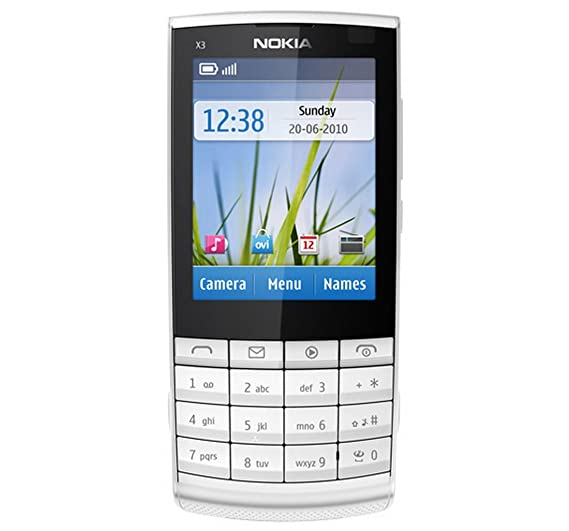 nokia x3 02 dark grey amazon in electronics rh amazon in Nokia C3-01 Nokia C3-01