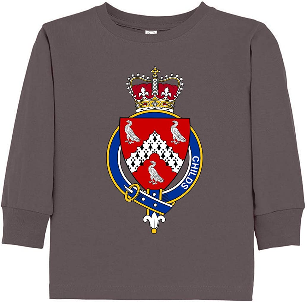 Tenacitee Toddlers English Garter Family Childs Long Sleeve T-Shirt