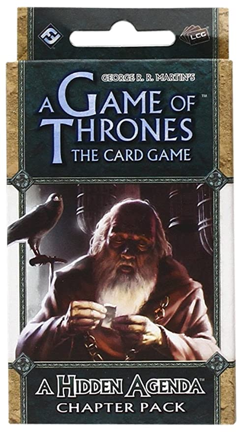 Fantasy Flight Games Juego de Tronos LCG: Un Plan Inescrutable ...
