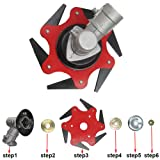 Gearbox Head for Lawn Mower Universal Accessories
