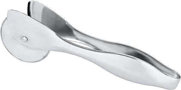 Swissmar Swissentials Pizza Cutter/Server, Stainless Steel