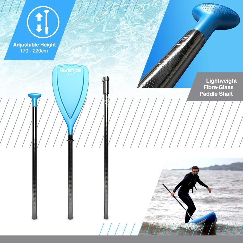 Bluefin Tabla de Paddle Surf Hinchable de 14   15cm de Espesor ...