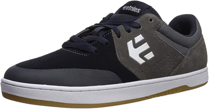 Etnies Marana Sneakers Skateboardschuhe Damen Herren Unisex Marineblau/Grau