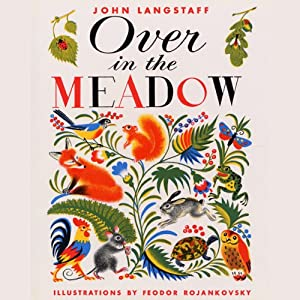 Over in the Meadow Audiobook