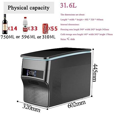 Caja de refrigeración eléctrica Adaptadores de CC/CA Calentador y ...