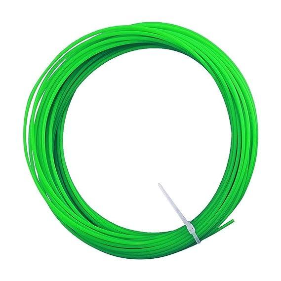 XuBaoFu, 2019 Nuevo 10 Metros ABS Cable de plástico 1.75mm ...