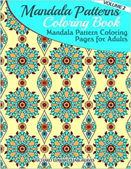 Amazon Mandala Pattern Coloring Pages For Adults
