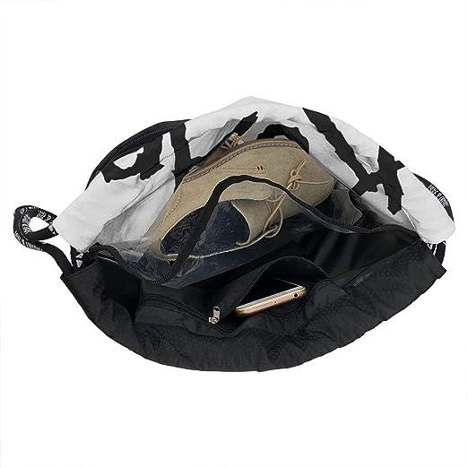 Sport Gym Travel Bag AgoodShop Korn Drawstring Backpack