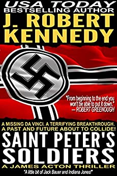 Saint Peters Soldiers Thriller Thrillers ebook product image