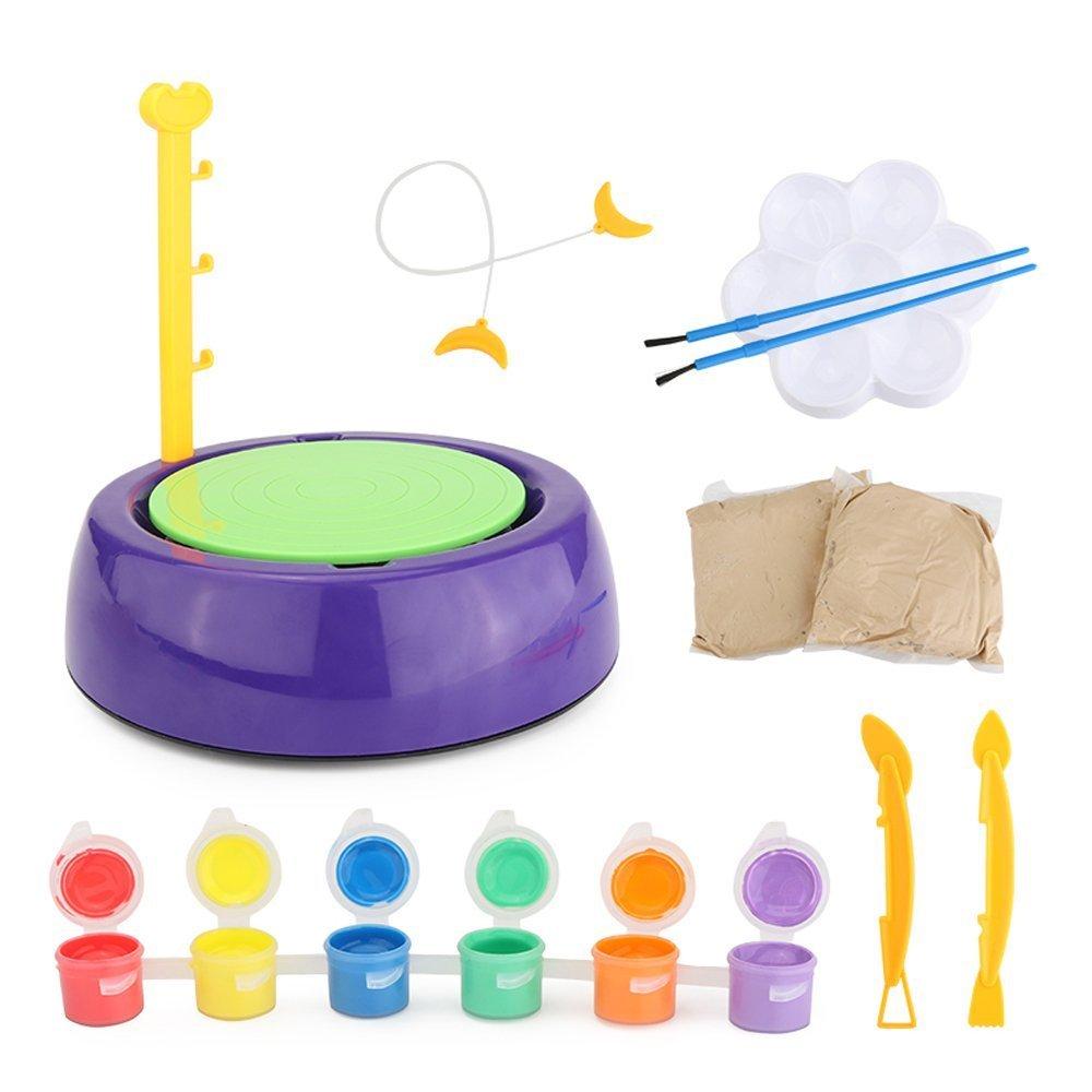 YaeTek Pottery Wheel, Pottery Studio Kit by YaeTek