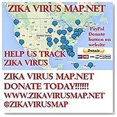 Zika Virus Map