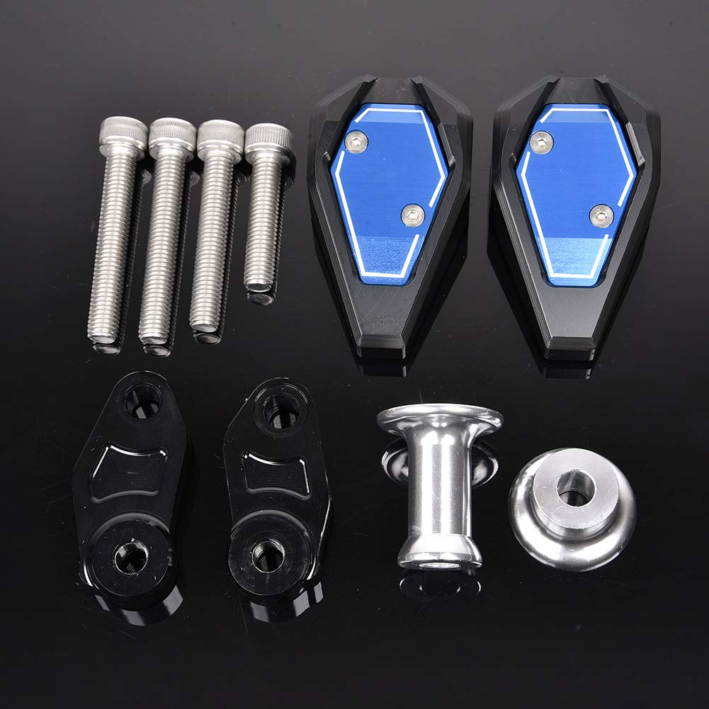 Titanio LoraBaber Motociclo per BMW S1000RR Cursori telaio motore CNC Protezioni per pattini Sinistra Destra S 1000RR S 1000 RR 2010-2013