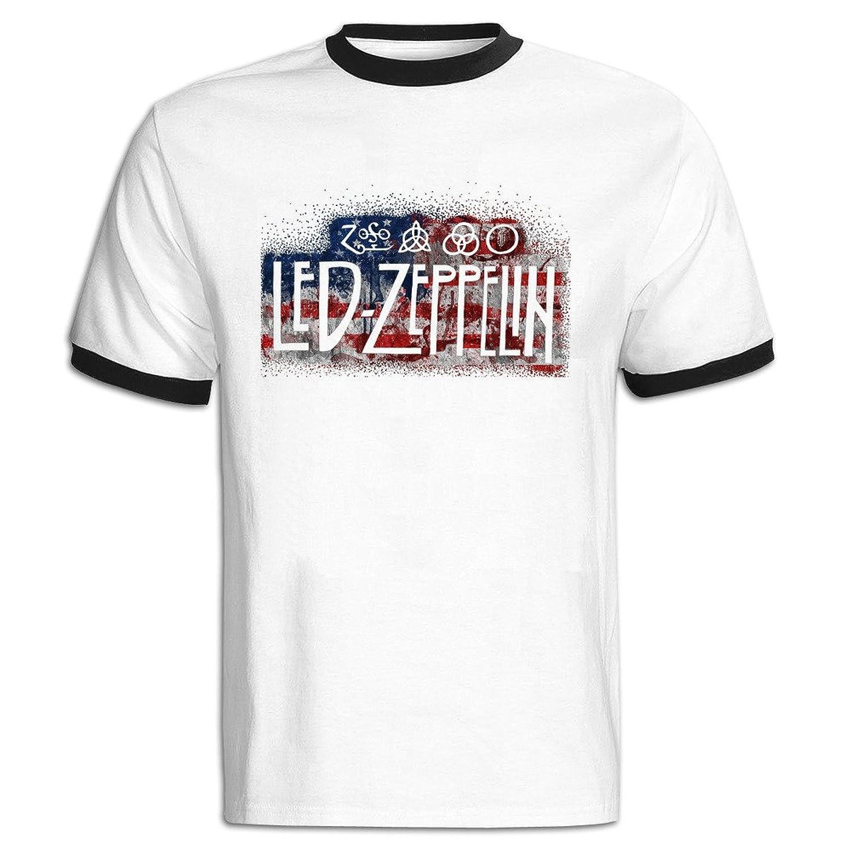 Led Zeppelin Red Logo T-Shirt
