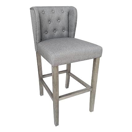 lowest price fec18 54ca1 Amazon.com: Modernhome Set of 2 Wellington Contemporary Wood ...
