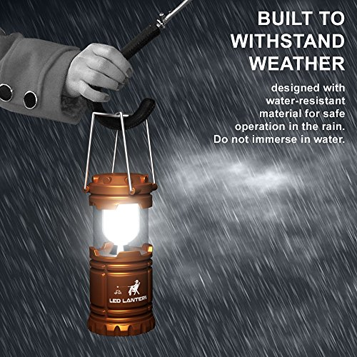 Led Camping Lantern Flashlights Camping Equipment Great